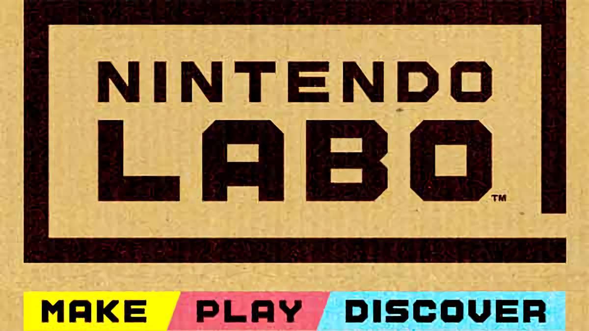 Nintendo Laboが想像以上に凄い件について、PVは一見の価値有り!