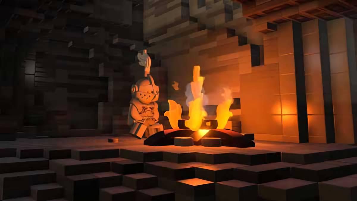 レゴで再現されたダークソウルが凄い!