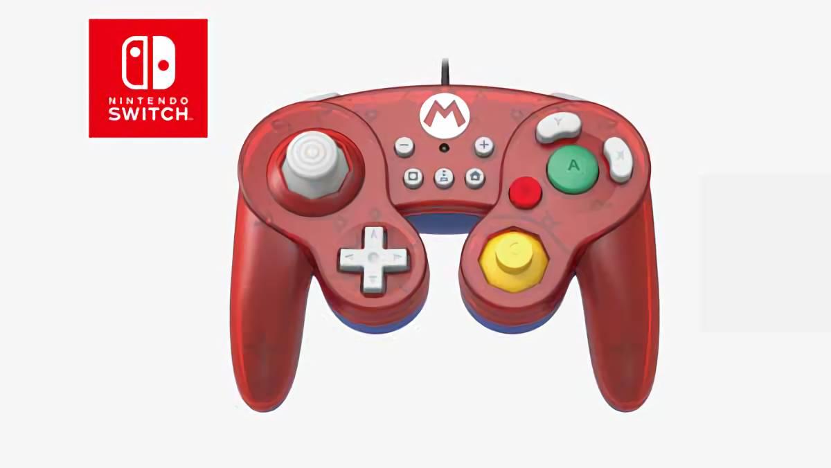 ホリ クラシックコントローラー for Nintendo Switchを購入したのでレビュー評価