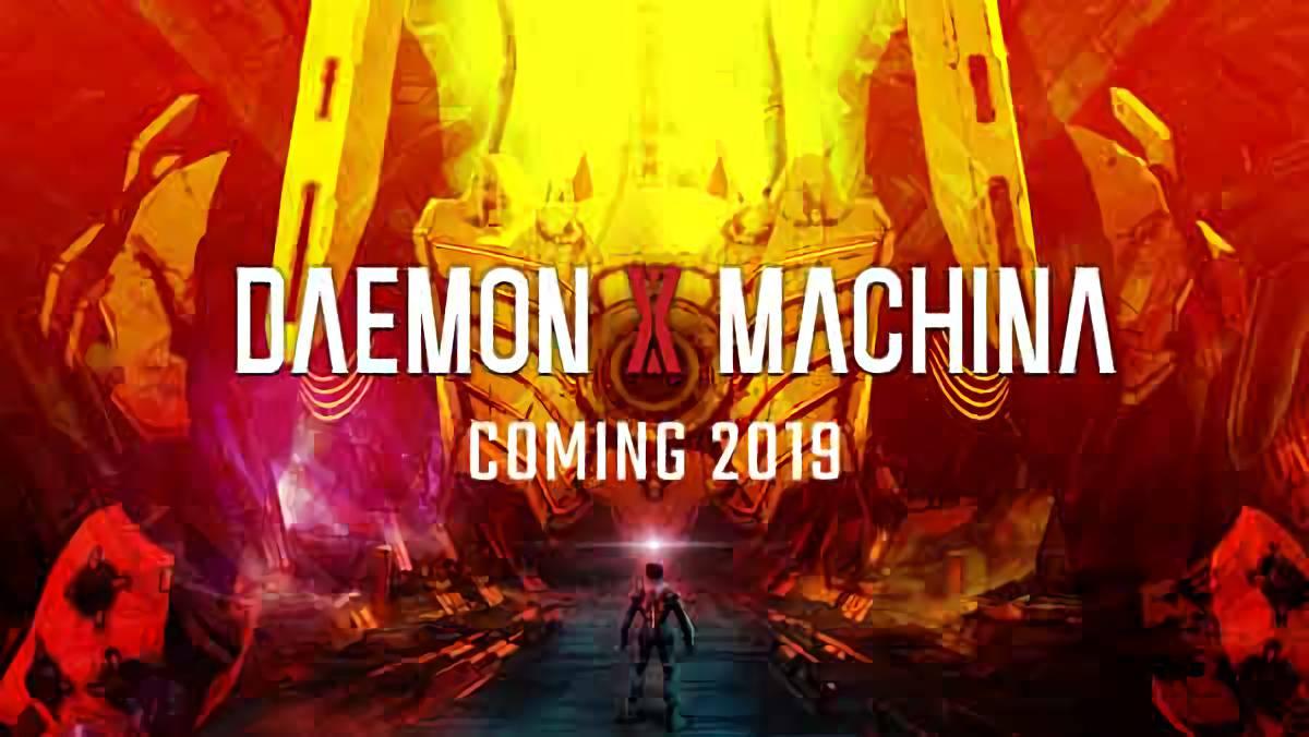 DAEMON X MACHINA マルチプレイでのボス戦が面白そう!