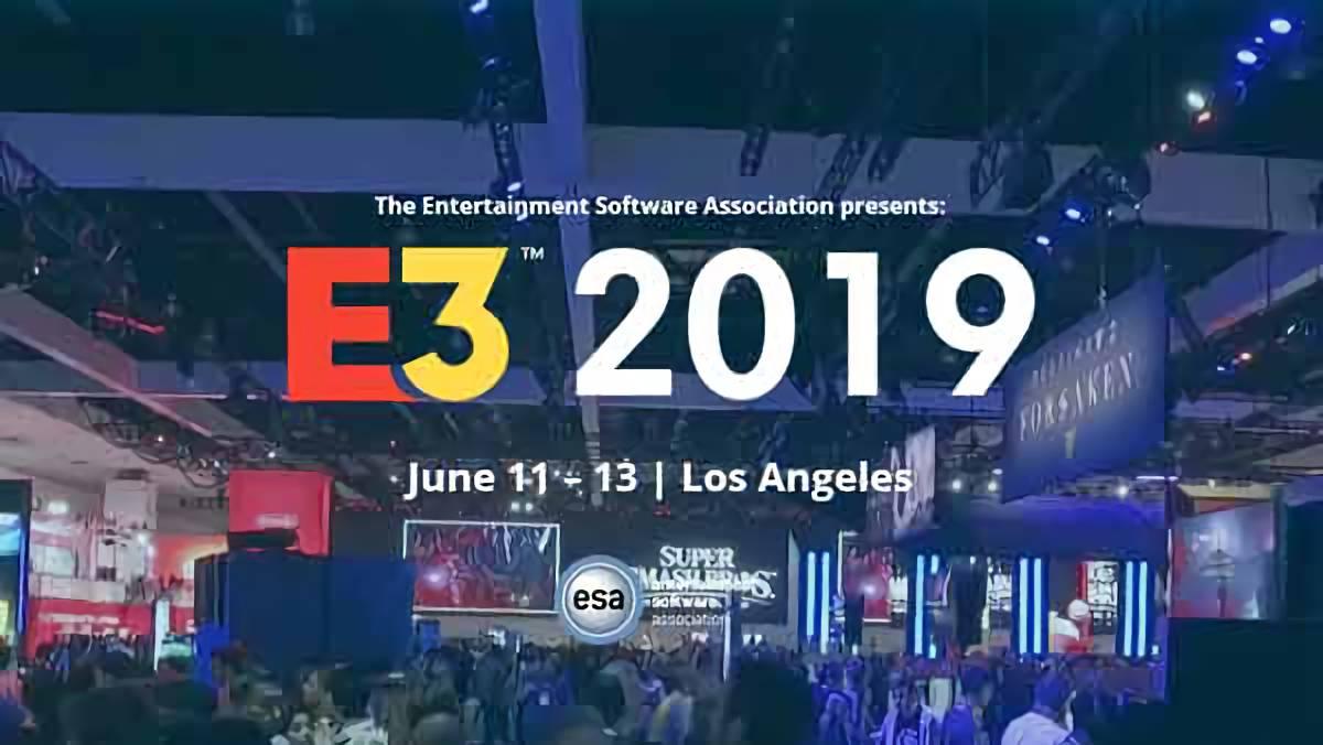 E3 2019配信スケジュールと配信サイトのメモ
