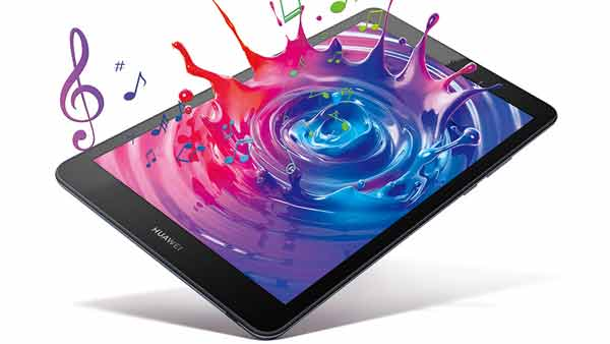 HUAWEI MediaPad M5 lite 8を購入したので評価レビュー