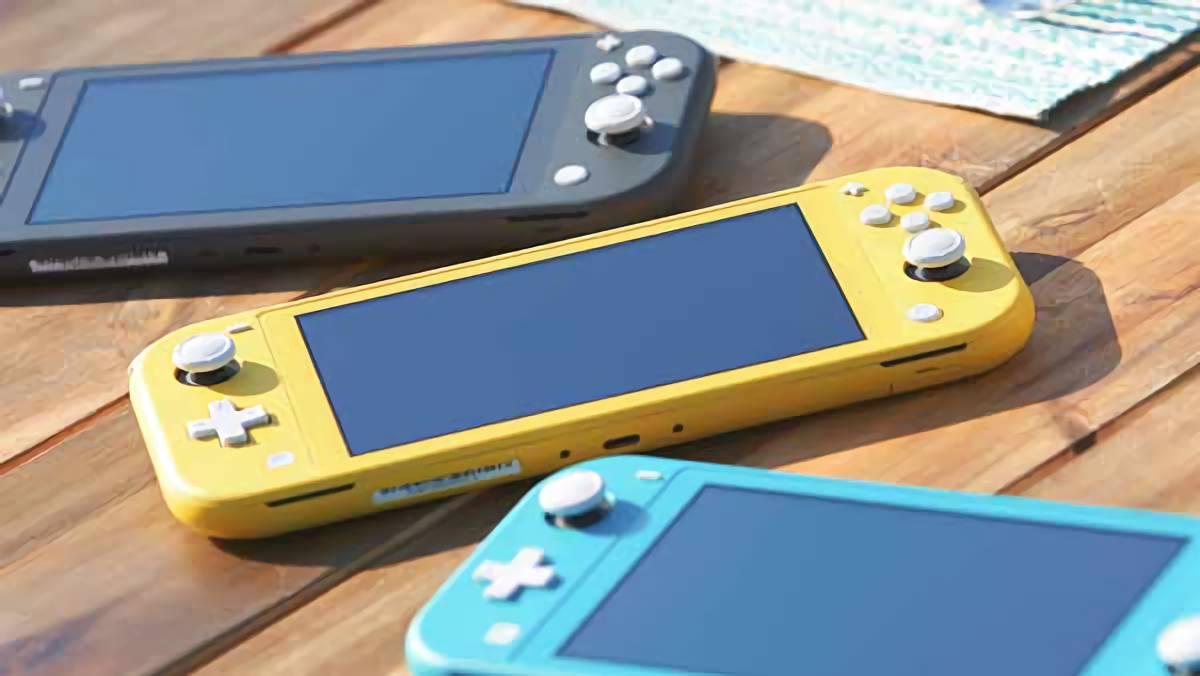 小型軽量化された新型「Nintendo Switch Lite」が登場!価格もLiteに!