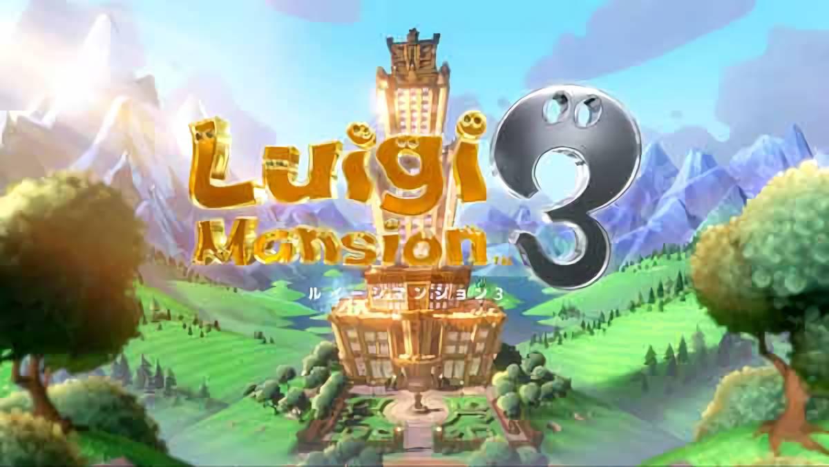 ルイージ マンション 3 ストーリー