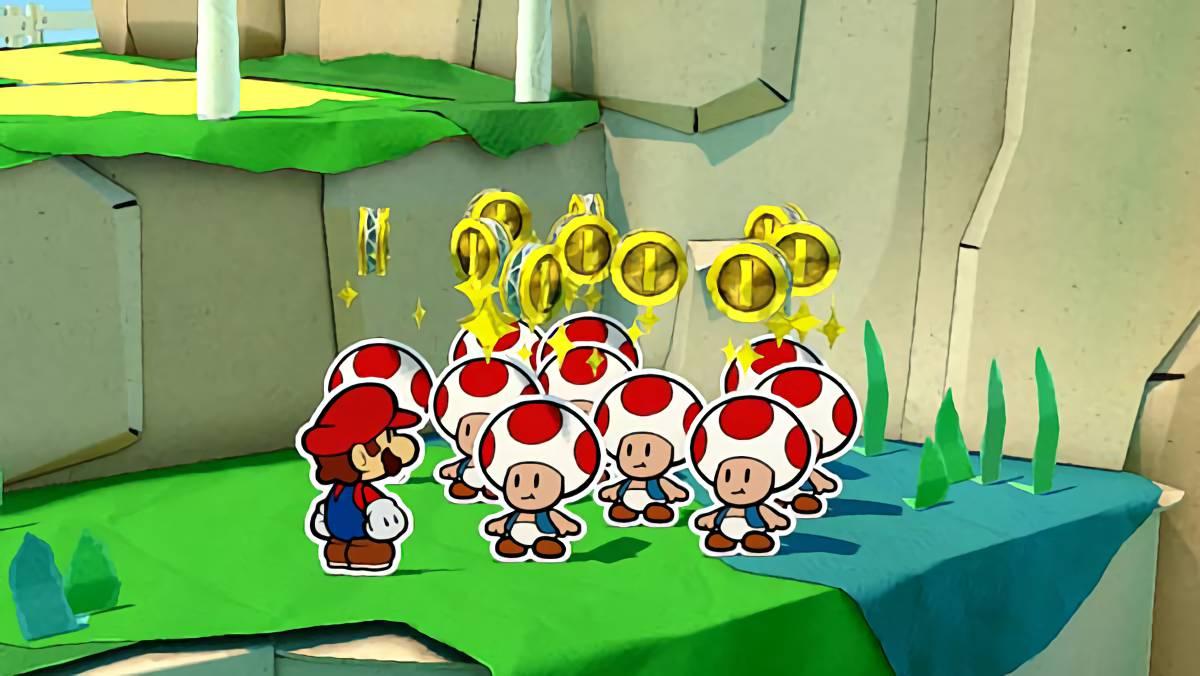 攻略 法 ペーパーマリオ オリガミ キング