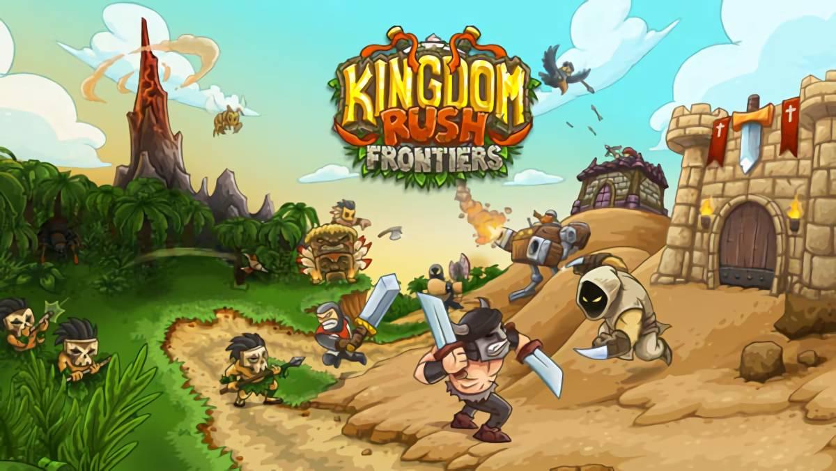 Kingdom Rush Frontiersをクリアしたので評価とレビュー