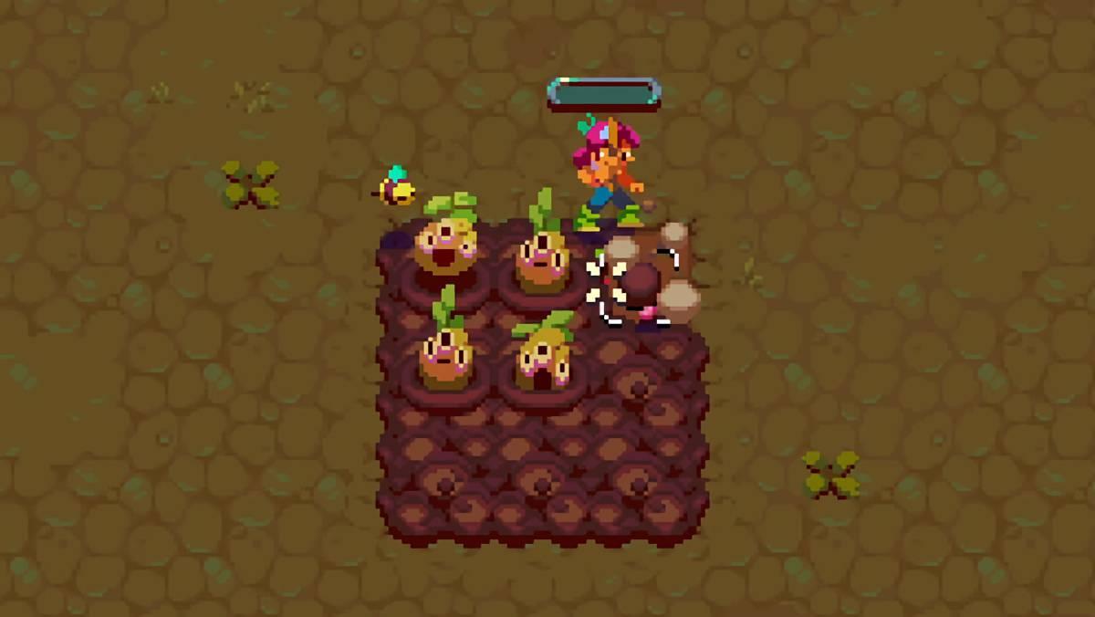農業シミュ+シューティングが新しい「アトミクロップス」を遊んでみた