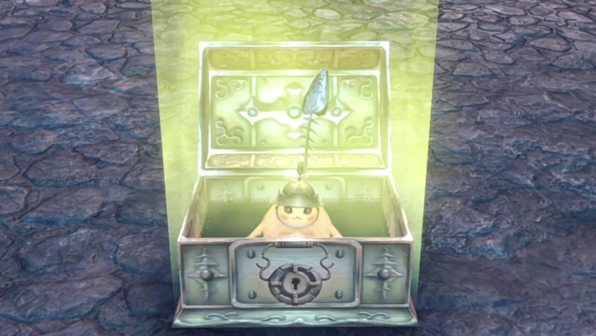 ゼノブレイドDE 宝箱のドロップ率について