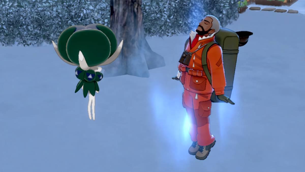 ポケモンソードシールド「冠の雪原」で新しく追加された技と特性